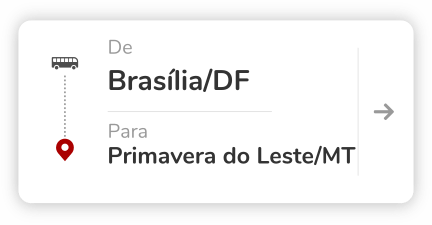 Brasilia DF - Primavera do Leste MT