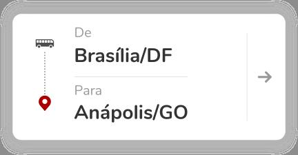 Brasilia DF - Anapolis GO