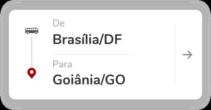 Brasilia DF x Goiania Go