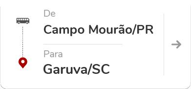 Campo Mourão (PR) – Garuva (SC)