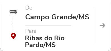 Campo Grande (MS) - Ribas do Rio Pardo (MS)