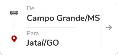 Campo Grande (MS) - Jataí (GO)
