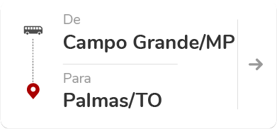 Campo Grande MS - Palmas TO