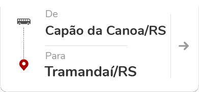 Capão da Canoa (RS) - Tramandaí (RS)