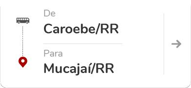 Caroebe (RR) - Mucajaí (RR)