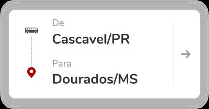 Cascavel PR - Dourados MS