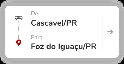 Cascavel x Foz do Iguaçu