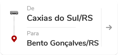 Caxias do Sul RS - Bento Gonçalves RS