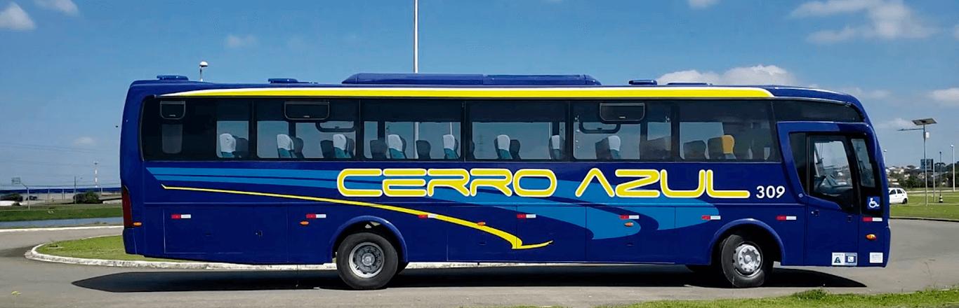Frota Ônibus Cerro Azul