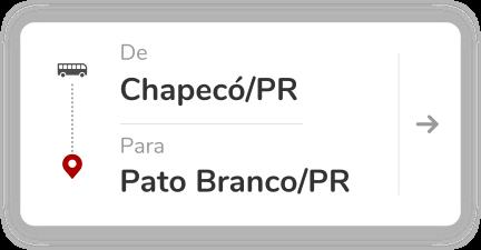 Chapecó PR x Pato Branco PR