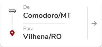 COMODORO (MT) - VILHENA (RO)