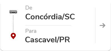 Concórdia (SC) – Cascavel (PR)