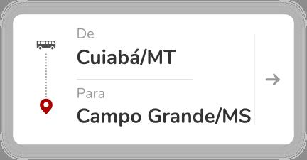 Cuiabá MT - Campo Grande