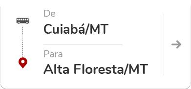 Cuiabá MT - Alta Floresta MT