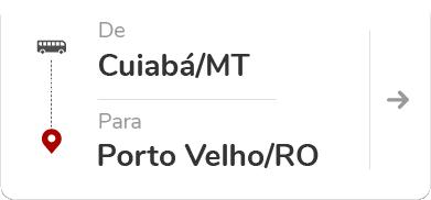 Cuiabá (MT) para Porto Velho (RO)