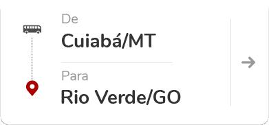 Cuiabá (MT) - Rio Verde (GO)