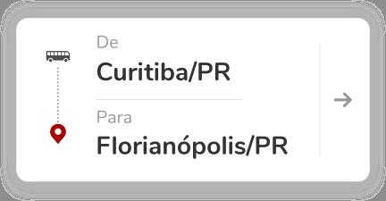 Curitiba PR x Florianopolis PR