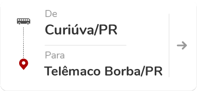 Curiúva (PR) - Telêmaco Borba (PR)