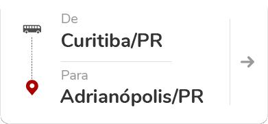 Curitiba (PR) - Adrianópolis (PR)