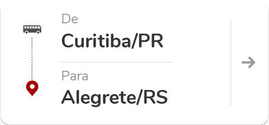 Curitiba (PR) – Alegrete (RS)