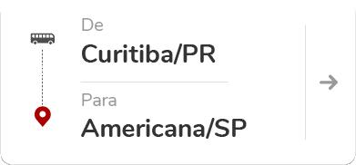 Curitiba PR - Americana SP