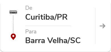 Curitiba (PR) - Barra Velha (SC)