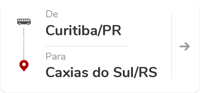 Curitiba PR - Caxias do Sul RS