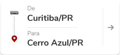 Curitiba (PR) - Cerro Azul (PR)