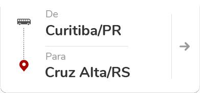 Curitiba (PR) - Cruz Alta (RS)