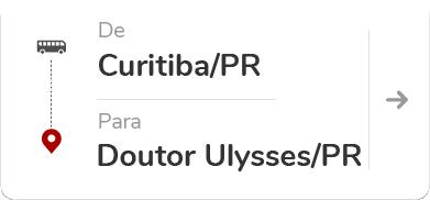 Curitiba (PR) - Doutor Ulysses (PR)