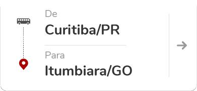 Curitiba (PR) - Itumbiara (GO)
