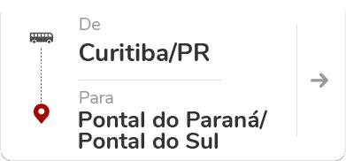 Curitiba PR - Pontal do Paraná Pontal do Sul