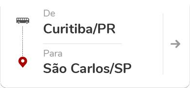 Curitiba (PR) - São Carlos (SP)