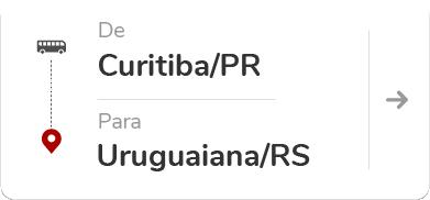 Curitiba (PR) - Uruguaiana (RS)