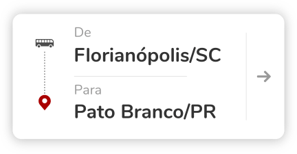 Florianópolis SC x Pato Branco PR