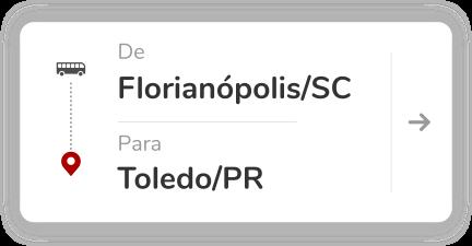 Florianópolis SC x Toledo PR