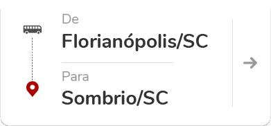 Florianópolis (SC) – Sombrio (SC)