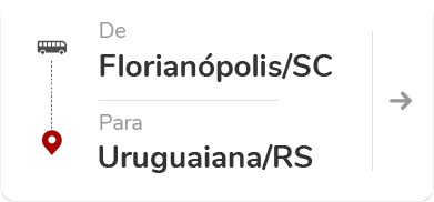 Florianópolis (SC) - Uruguaiana (RS)