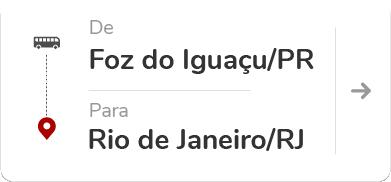 Foz do Iguaçu PR - Rio de Janeiro RJ