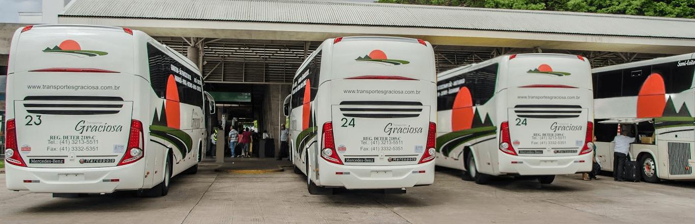 Frota Ônibus Graciosa Turismo