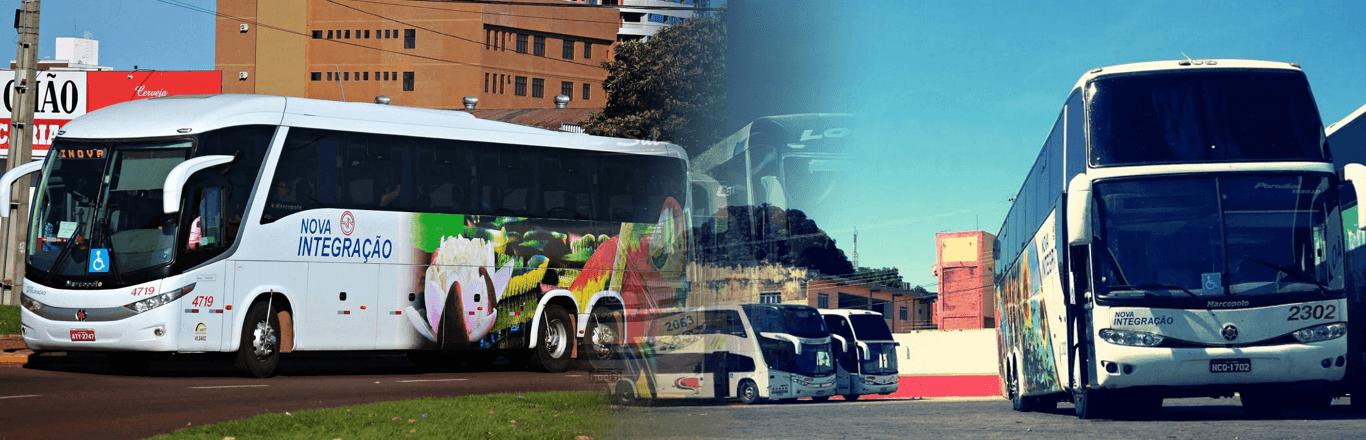 Frota Ônibus Nova Integração