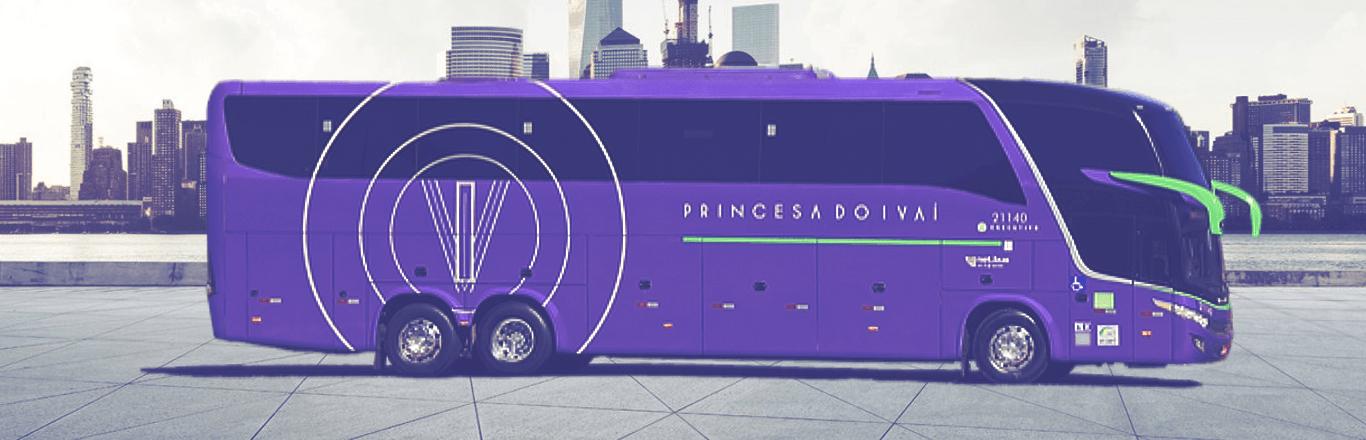 Frota Ônibus Princesa do Ivaí
