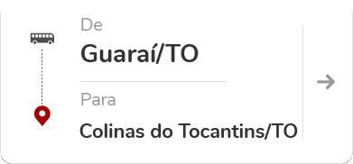 Guaraí (TO) - Colinas do Tocantins (TO)