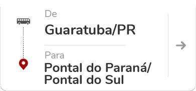 Guaratuba PR - Pontal do Paraná Pontal do Sul