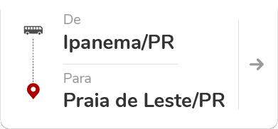 IPANEMA (PR) - PRAIA DE LESTE  (PR)