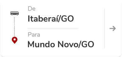 Itaberaí (GO) – Mundo Novo (GO)