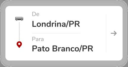 Londrina PR x Pato Branco PR