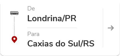 Londrina PR - Caxias do Sul RS