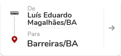 Luís Eduardo Magalhães BA - Barreiras BA