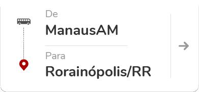 Manaus (AM) - Rorainópolis (RR)